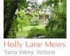 Holly Lane Mews