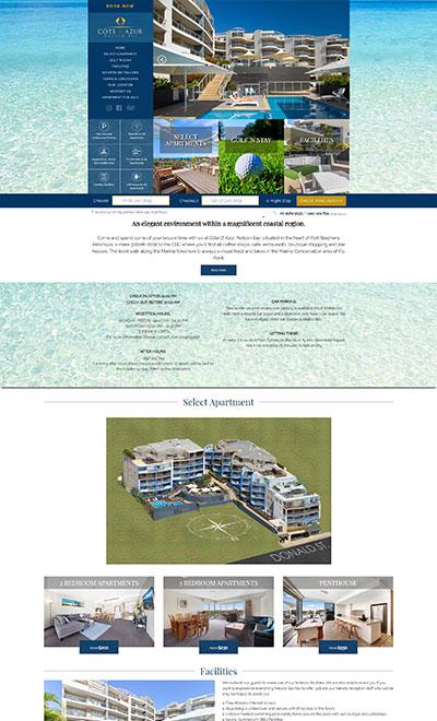 Cote D'Azure Resort Nelson Bay