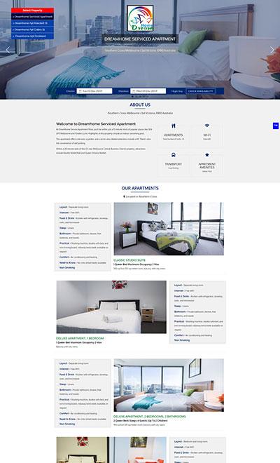 Dream Homes Serviced Apartment